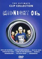 DVD Midnight Oil: Ultimate Clip Collection
