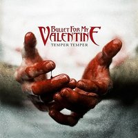 LP Bullet For My Valentine. Temper temper (LP)