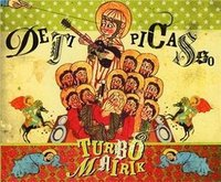 Дети Picasso. Turbo Mairik (CD)