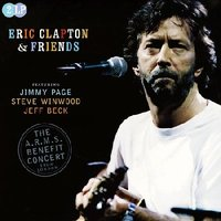 LP Eric Clapton & Friends. The A.R.M.S. Benefit Concert (LP)