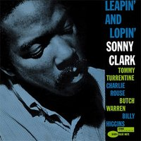 LP Sonny Clark. Leapin' And Lopin' (LP)
