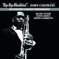 LP John Coltrane. Bye Bye Blackbird (LP)