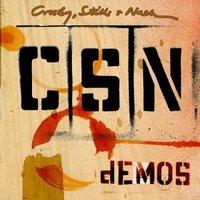 LP Crosby, Stills & Nash. Demos (LP)