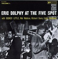 LP Eric Dolphy. At The Five Spot (LP)