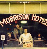 LP The Doors. Morrison Hotel (LP)