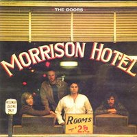 LP Doors. The Morrison Hotel (LP)