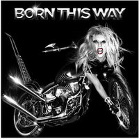 Lady Gaga. Born This Way (CD)