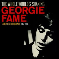 LP Georgie Fame. The Whole World's Shaking (LP)