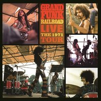LP Grand Funk Railroad. Live The 1971 Tour (LP)