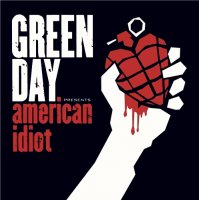 LP Green Day. American Idiot (LP)
