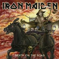 LP Iron Maiden. Death On The Road (LP)