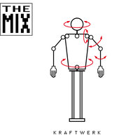 Kraftwerk. The Mix (2 LP)