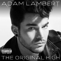LP Adam Lambert. The Original High (LP)