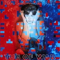 LP Paul Mccartney. Tug Of War (LP)