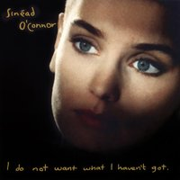 LP Sinéad O'Connor. I Do Not Want What I Haven't Got (LP)