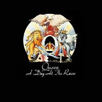 LP Queen. A Day At The Races (LP)