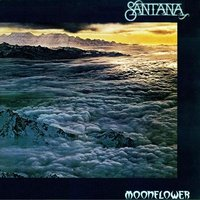LP Santana. Moonflowe (LP)