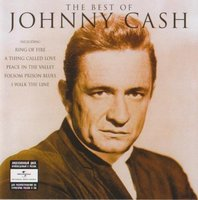 Audio CD Johnny Cash. The best of