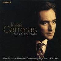Jose Carreras. The golden years (2 CD)