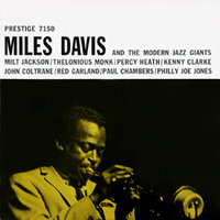 LP Miles Davis. And The Modern Jazz Giants (LP)