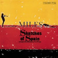 LP Miles Davis. Sketches Of Spain (LP)