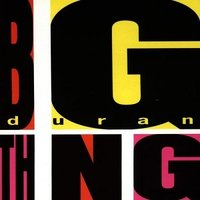 LP Duran Duran. Big Thing (LP)
