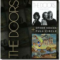 Doors. The Other Voices + Full Circle (2 CD)