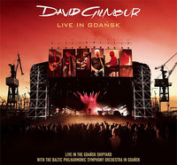 David Gilmour. Live In Gdansk (CD)
