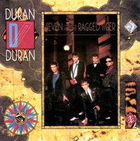 LP Duran Duran. Seven And The Ragged Tiger (LP)