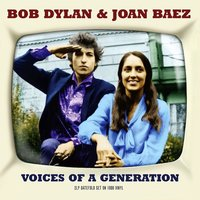 LP Bob Dylan & Joan Baez. Voices Of A Generation (LP)