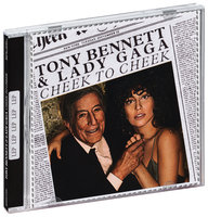 Lady GaGa & Tony Bennett. Cheek To Cheek (CD)