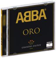 Audio CD ABBA: Oro (Grandes Exitos)