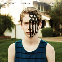 LP Fall Out Boy. American Beauty / American Psycho (LP)