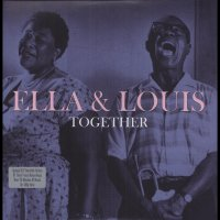 LP Ella Fitzgerald, Louis Armstrong. Together (LP)