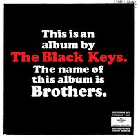Audio CD The black keys. Brothers