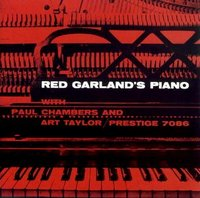 Red Garland. Red Garland's Piano (LP)