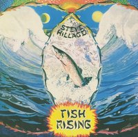 Steve Hillage. Fish Rising (LP)
