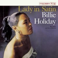 LP Billie Holiday. Lady In Satin (LP)