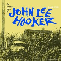 LP John Lee Hooker. The Country Blus O (LP)