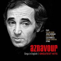 Audio CD Charles Aznavour. Sings in english. Official greatest hits