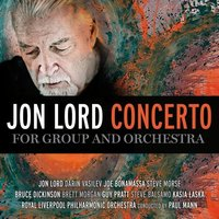 Audio CD Jon Lord. Concerto for group and orchestra