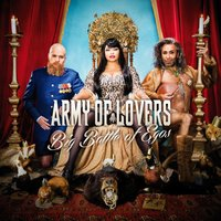 Army of lovers. Big battle of egos (CD)
