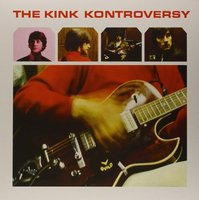 LP The Kinks. The Kink Kontroversy (LP)