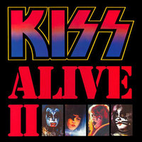 LP Kiss. Alive II (LP)