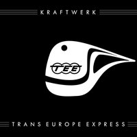 Kraftwerk. Trans Europe Express (LP)