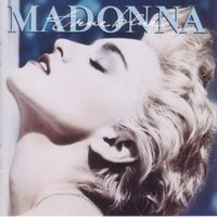 Audio CD Madonna. True blue