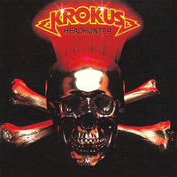 LP Krokus. Headhunter (LP)