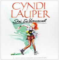 LP Cyndi Lauper. She's So Unusual. A 30th Anniversary Celebration (LP)