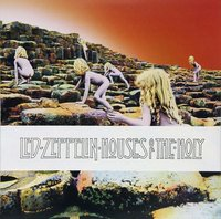 Led Zeppelin. Houses Of The Holy (LP)