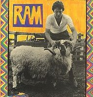 Paul and Linda McCartney. Ram (CD)